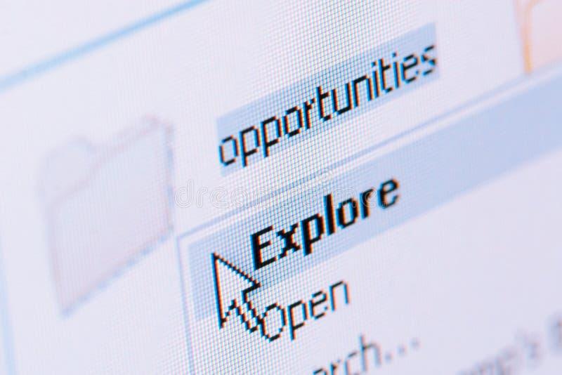 Erforschen Sie Gelegenheiten