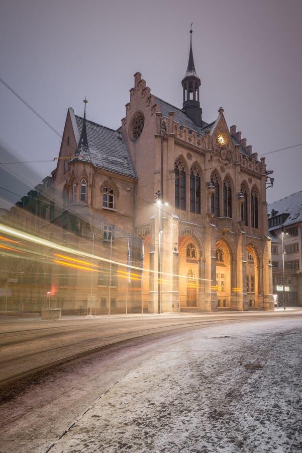 Erfurt, Alemanha fotos de stock
