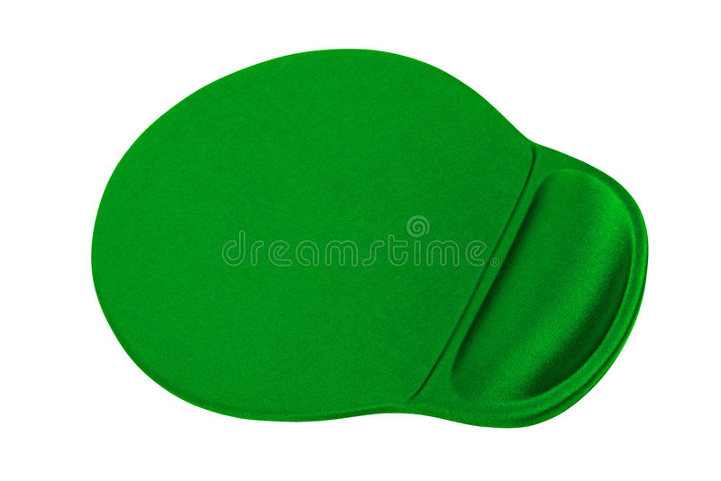 Download Ergonomic mouse pad stock image. Image of white, rest - 21094635