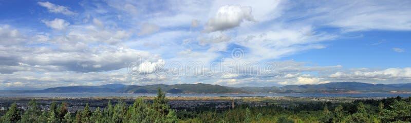 Download Erhai Lake stock image. Image of travel, blue, scene - 11835031