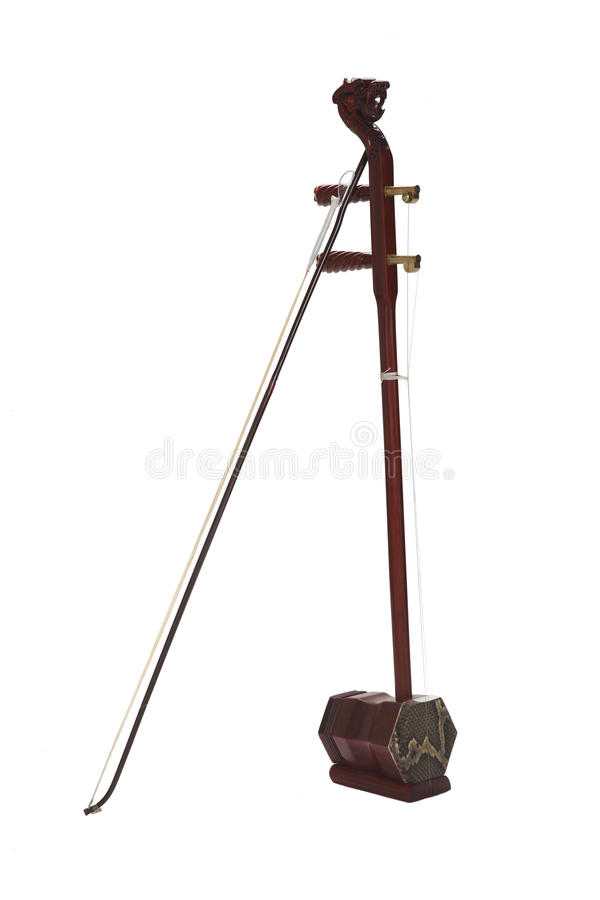 Erhu,close-up royalty free stock photos