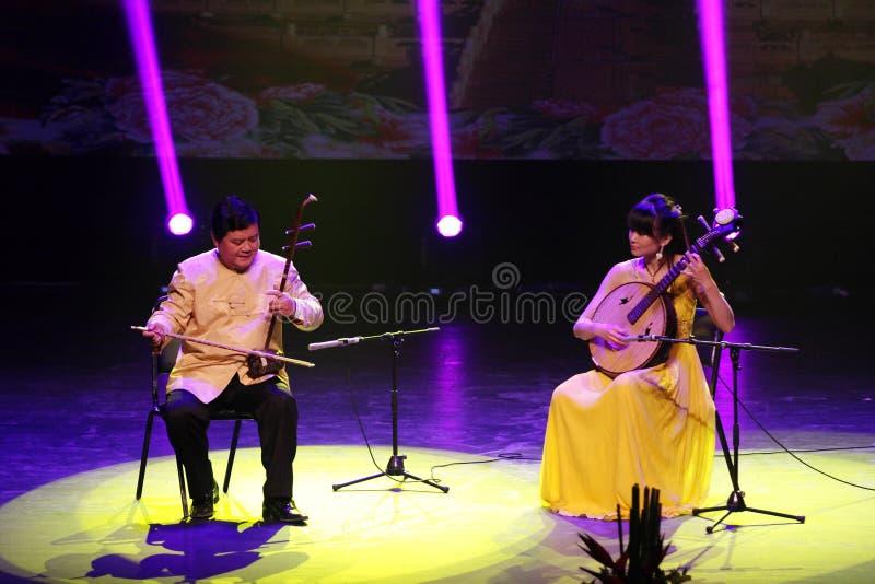 Download Erhu And Ruan Performs At Bahrain APRIL 27, 2013 Editorial Image - Image: 30760640