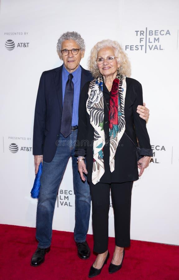 Eric Bogosian ? la premi?re de ?elle prend un fou au festival 2019 de film de Tribeca images libres de droits