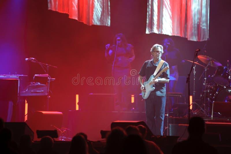 Eric Clapton fotos de archivo