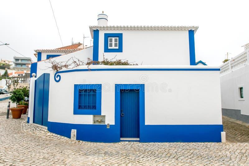 Ericeira, Portugal royalty-vrije stock afbeeldingen