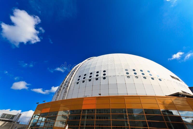 Ericsson Globe stock image
