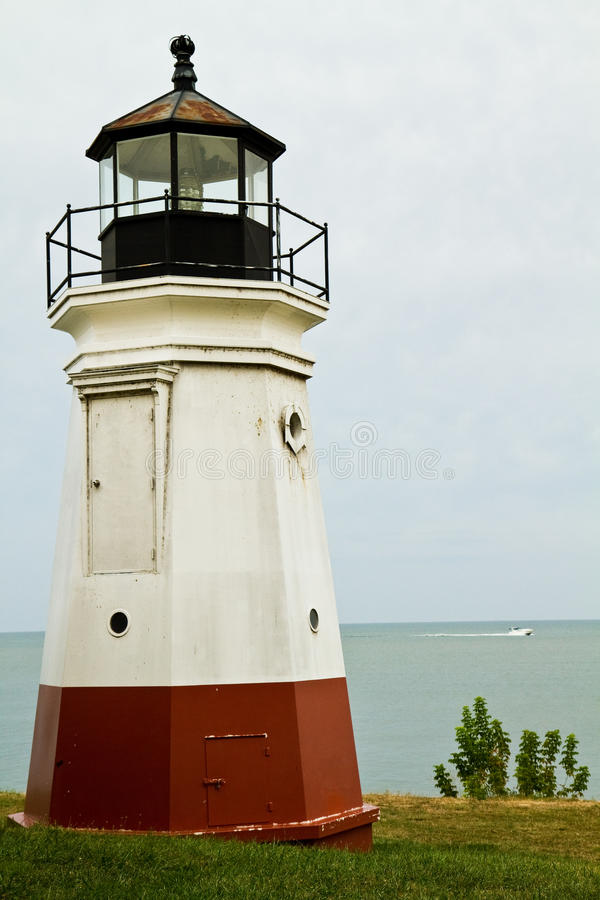 erie jeziora latarnia morska zdjęcia royalty free