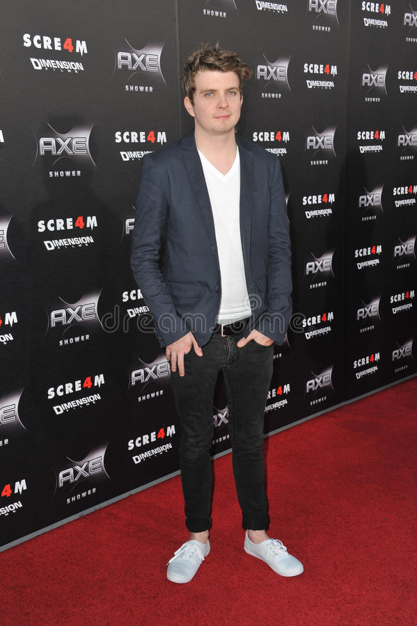 Erik Knudsen. At the world premiere of 'Scream 4' at Grauman's Chinese Theatre, Hollywood, April 11, 2011 Los Angeles, CA Picture: Paul Smith / Featureflash stock image