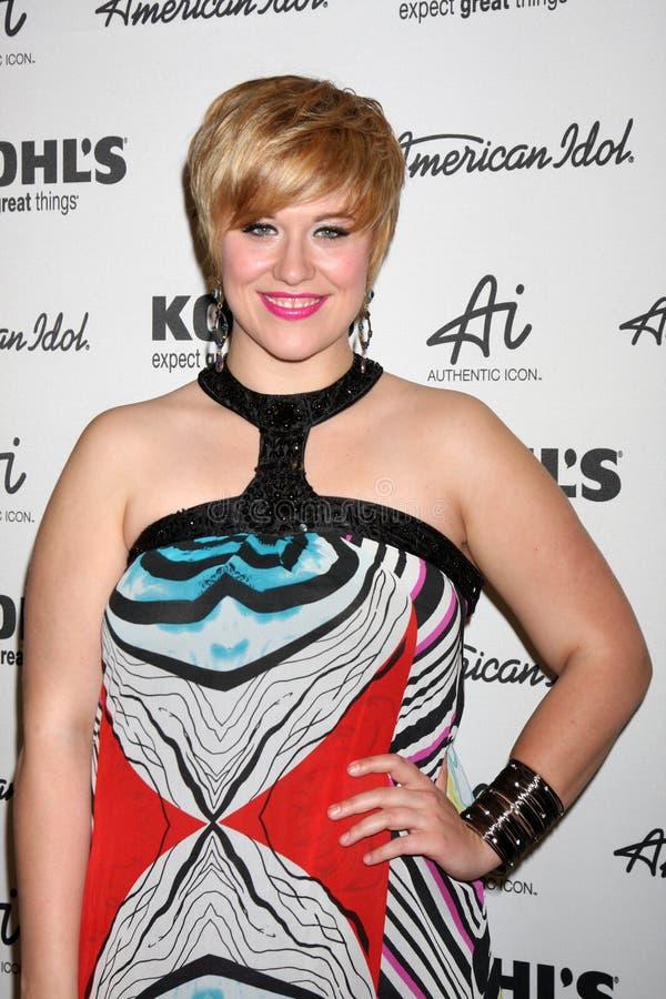 Download Erika Van Pelt Arrives At The American Idol's Editorial Image - Image: 25283895