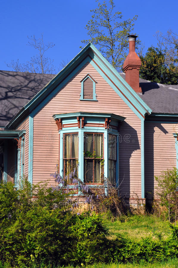 erkerfenster viktorianischer stil stockfoto bild 63476056. Black Bedroom Furniture Sets. Home Design Ideas