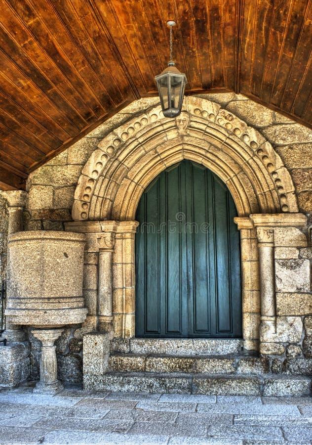 Download Ermida Nossa Senhora Do Vale Stock Image - Image of chapel, romanesque: 95293707
