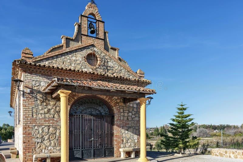 Ermita de Ntra Sra De La Salud foto de archivo