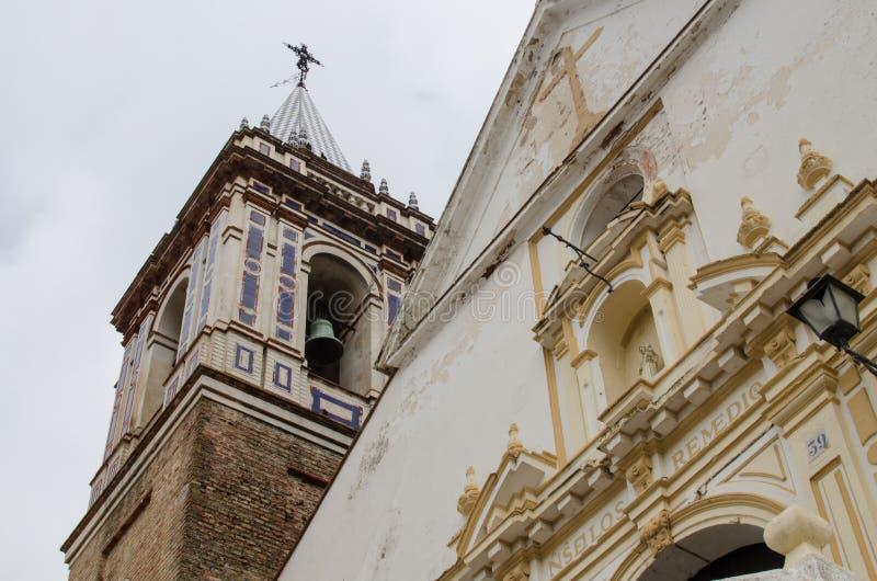 Ermita Del Calvario fotografia royalty free