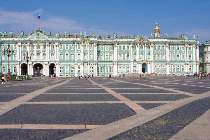 Ermita en St Petersburg fotos de archivo libres de regalías
