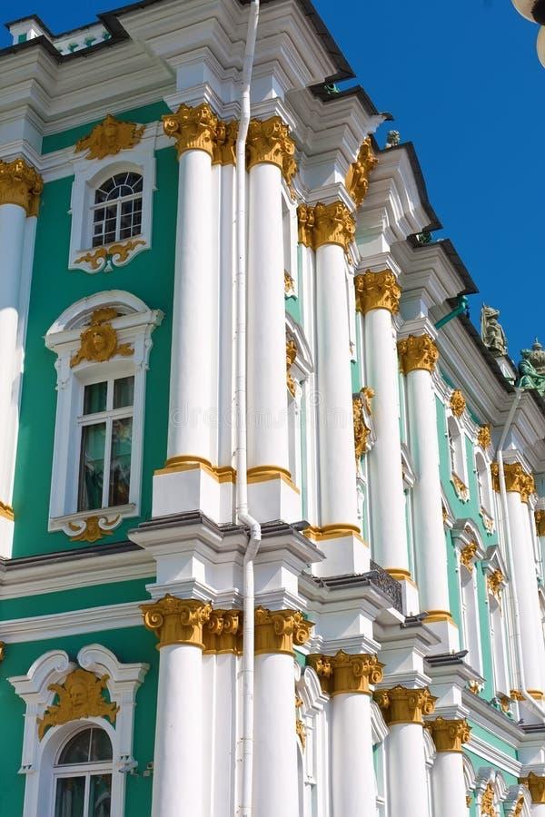 Ermita en St Petersburg fotografía de archivo
