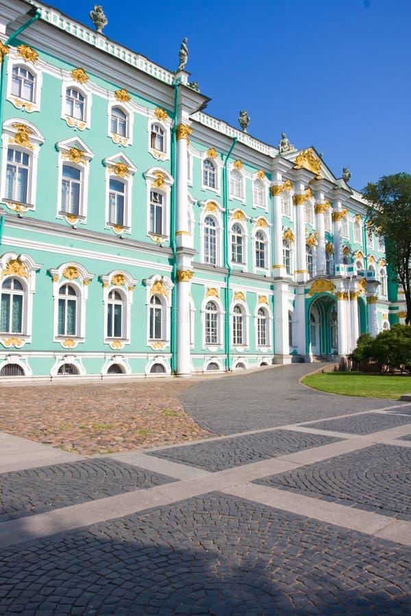 Ermita en St Petersburg fotos de archivo