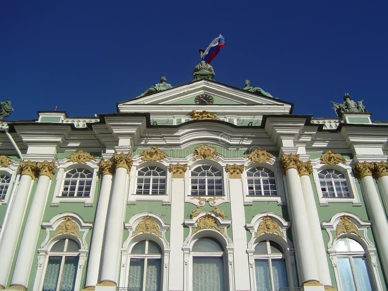 Ermita, St Petersburg fotografía de archivo libre de regalías