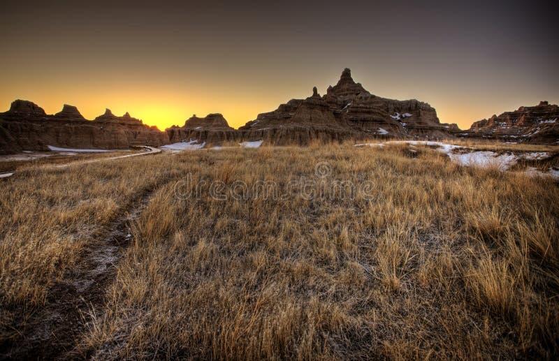 Ermo de South Dakota fotos de stock royalty free