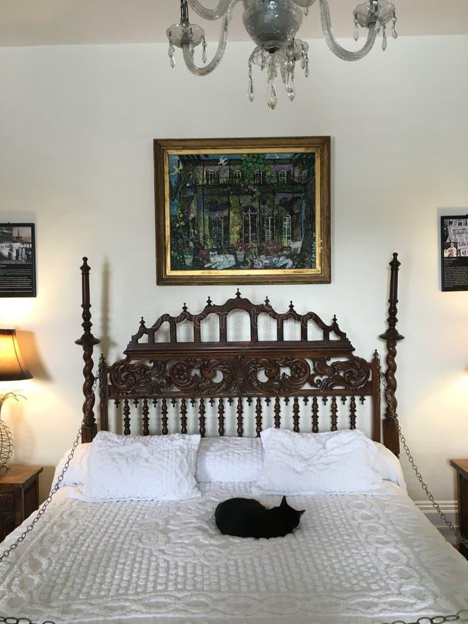 Free Ernest Hemingway Bedroom Royalty Free Stock Photos - 69975708