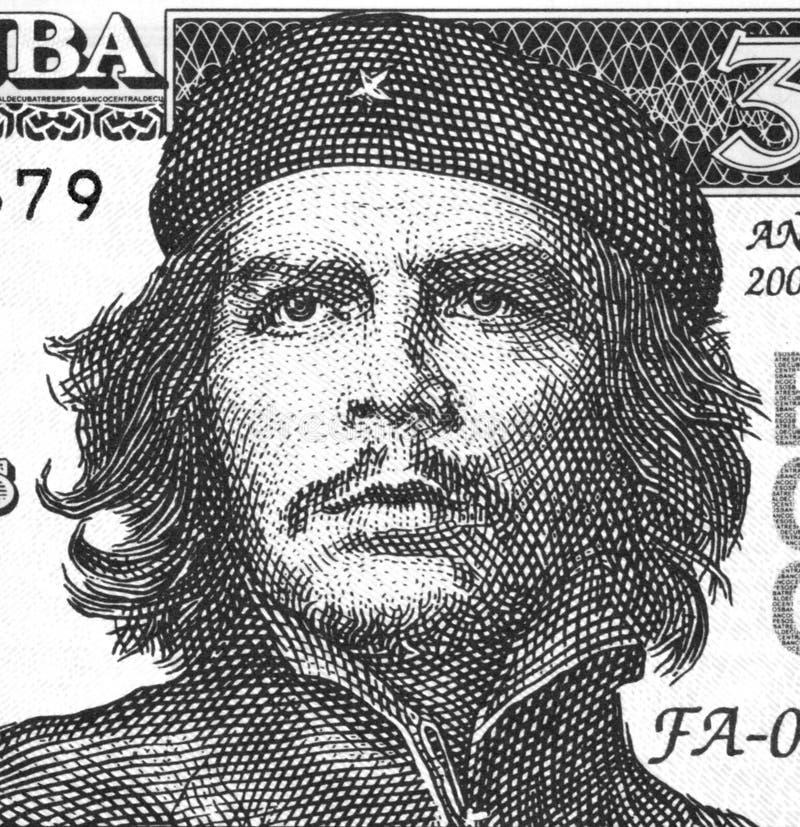 Ernesto Che Guevara fotografie stock