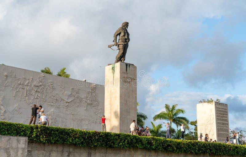 Ernesto Che Guevara Mausoleum en Santa Clara photos libres de droits