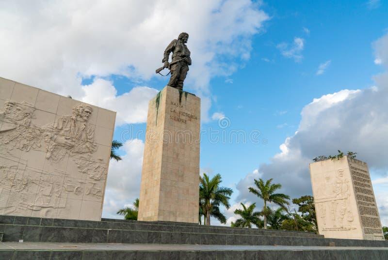 Ernesto Che Guevara Mausoleum in Santa Clara royalty free stock images