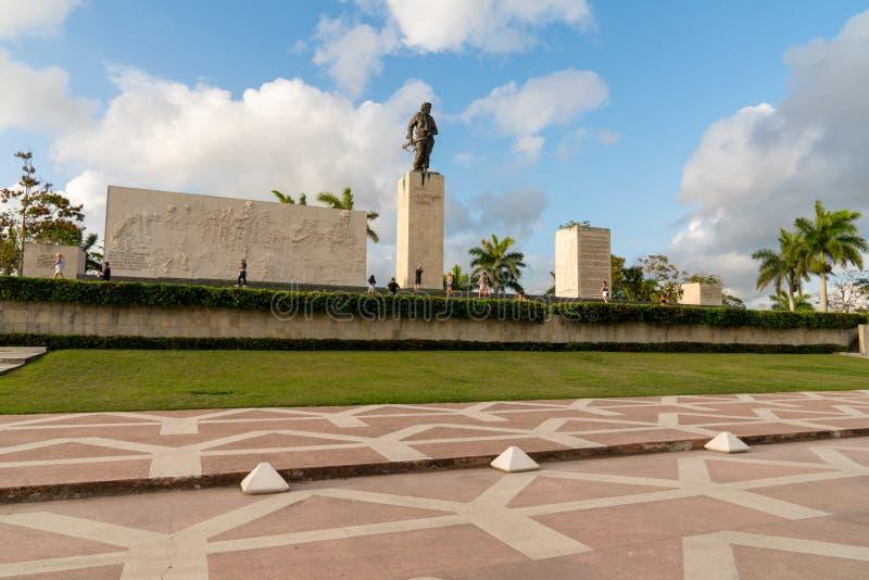 Ernesto Che Guevara mauzoleum w Santa Clara obraz royalty free