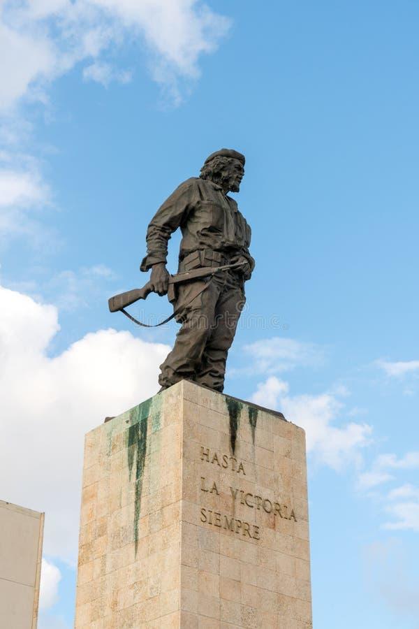 Ernesto Che Guevara mauzoleum w Santa Clara zdjęcia royalty free
