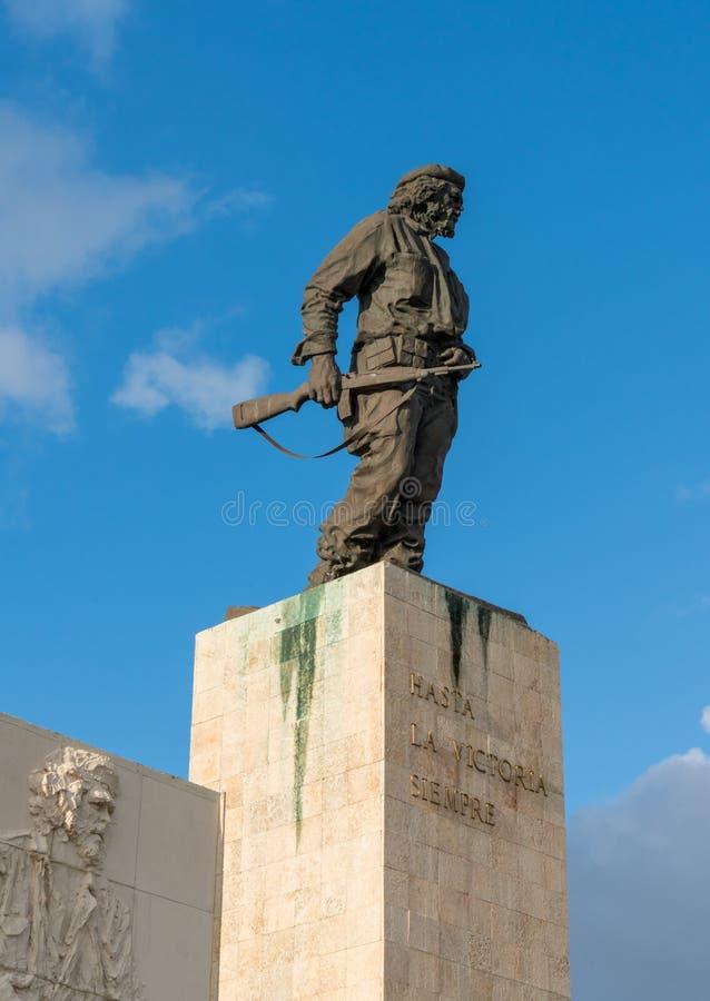 Ernesto Che Guevara mauzoleum w Santa Clara zdjęcie royalty free