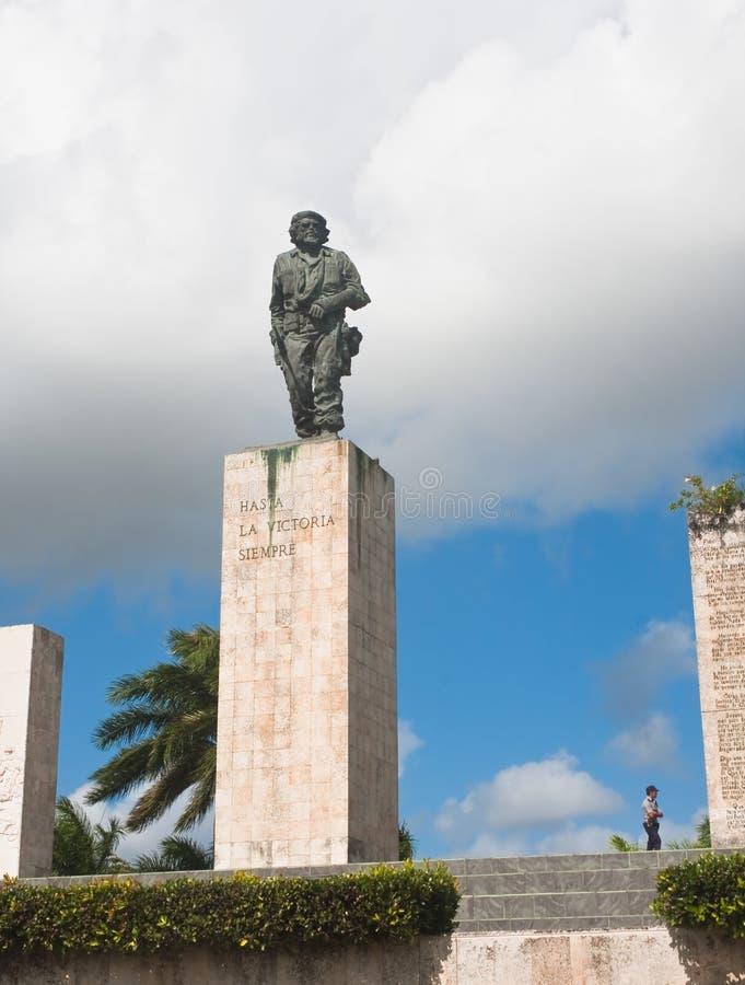 Ernesto commémoratif. Le Cuba images stock