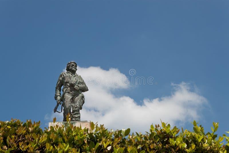 Ernesto Statua Che Guevara obraz stock