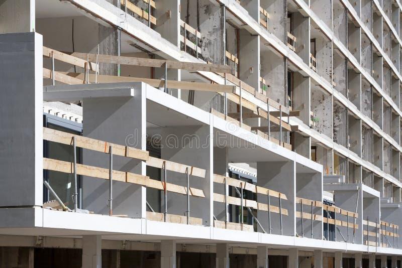Erneuerung von Wohnungen lizenzfreie stockfotos