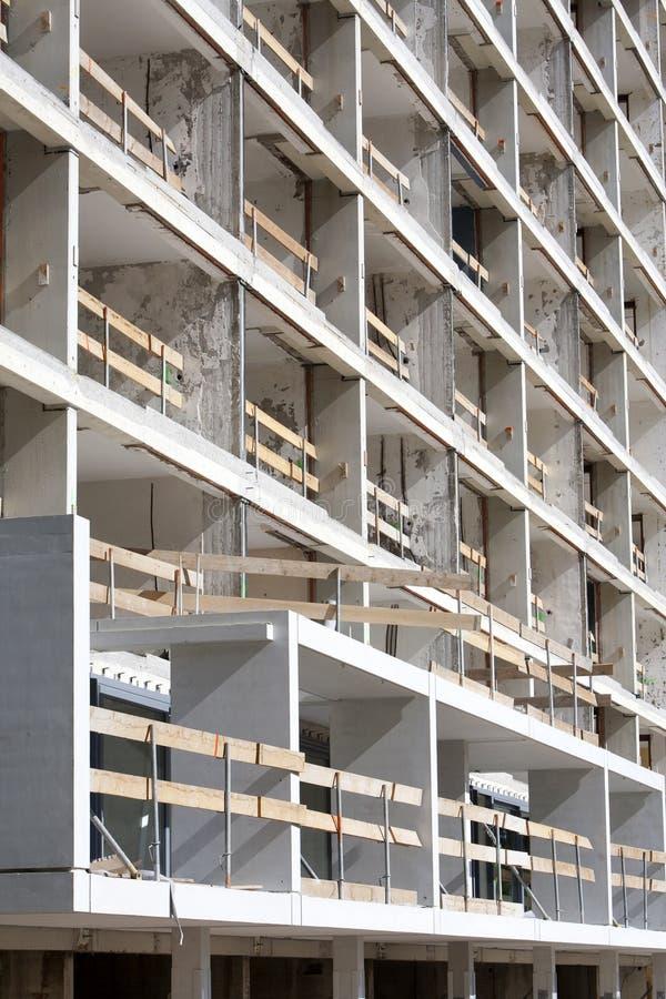 Erneuerung von Wohnungen stockfotografie