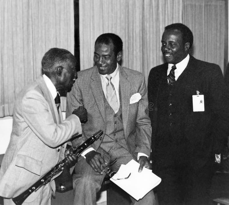 Ernie Banks foto de archivo