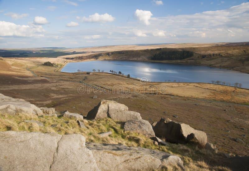 Download Eroded Boulders On Yorkshire Moorland Stock Image - Image of millstone, grassland: 33414911