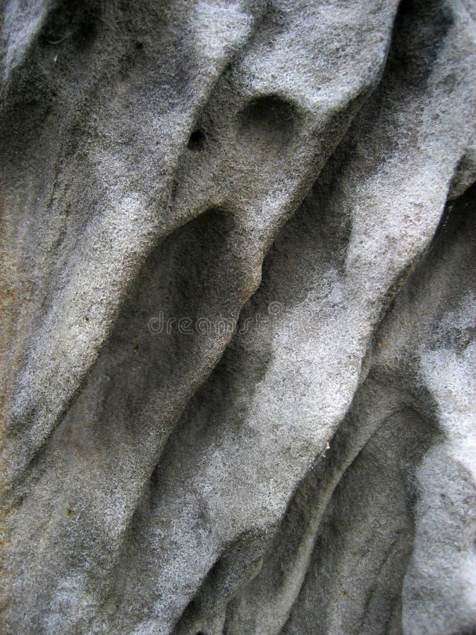 Eroded Stone royalty free stock image