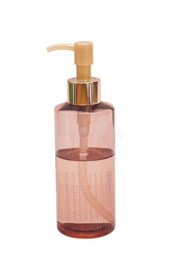 Erogatore del sapone del prodotto disinfettante della mano fotografia stock