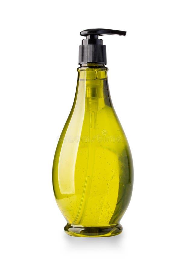 Erogatore del sapone del prodotto disinfettante della mano immagine stock