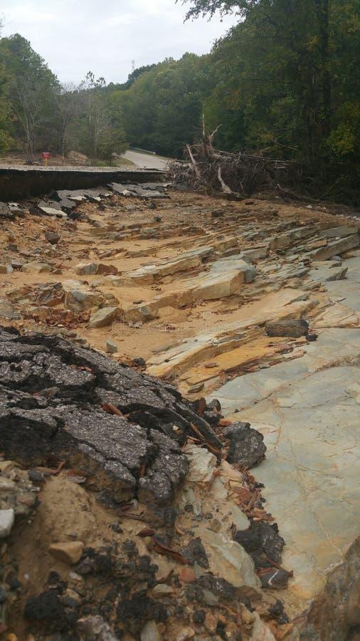 Erosion royaltyfria foton