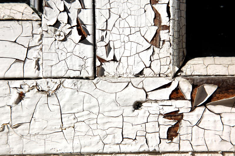 Erosion Of Paint Royalty Free Stock Photography