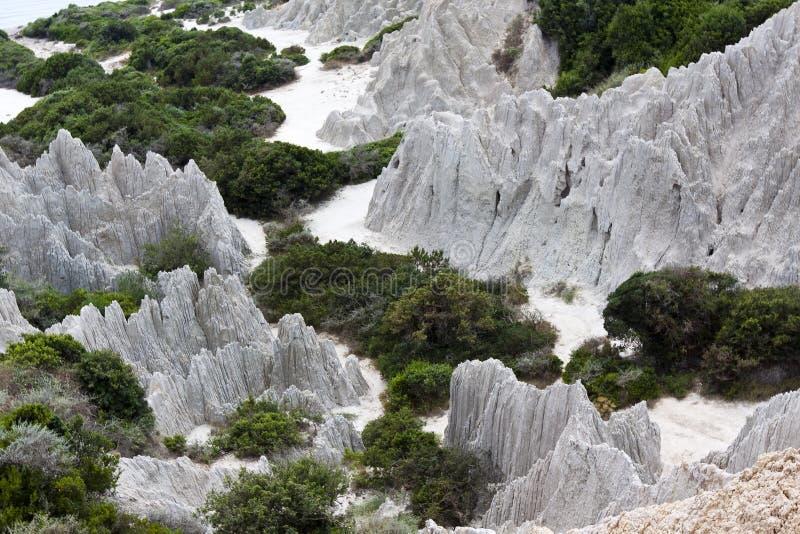 Erosionform photos libres de droits