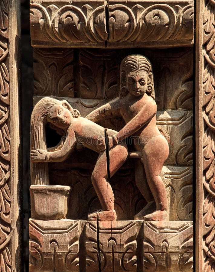 Will collection of erotic temple art something