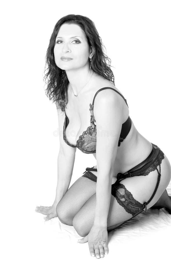 Download Erotic woman stock image. Image of portrait, attractive - 15354699