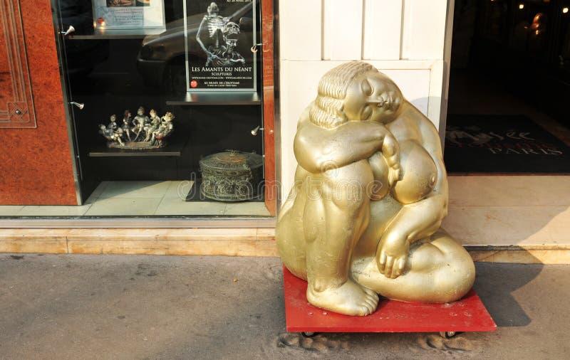 Erotisch Museum stock foto