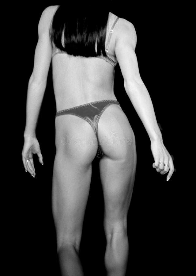 Erotische Haltung Stockfotografie