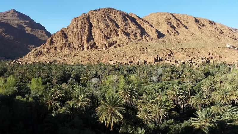 Errachidia marocco obrazy stock