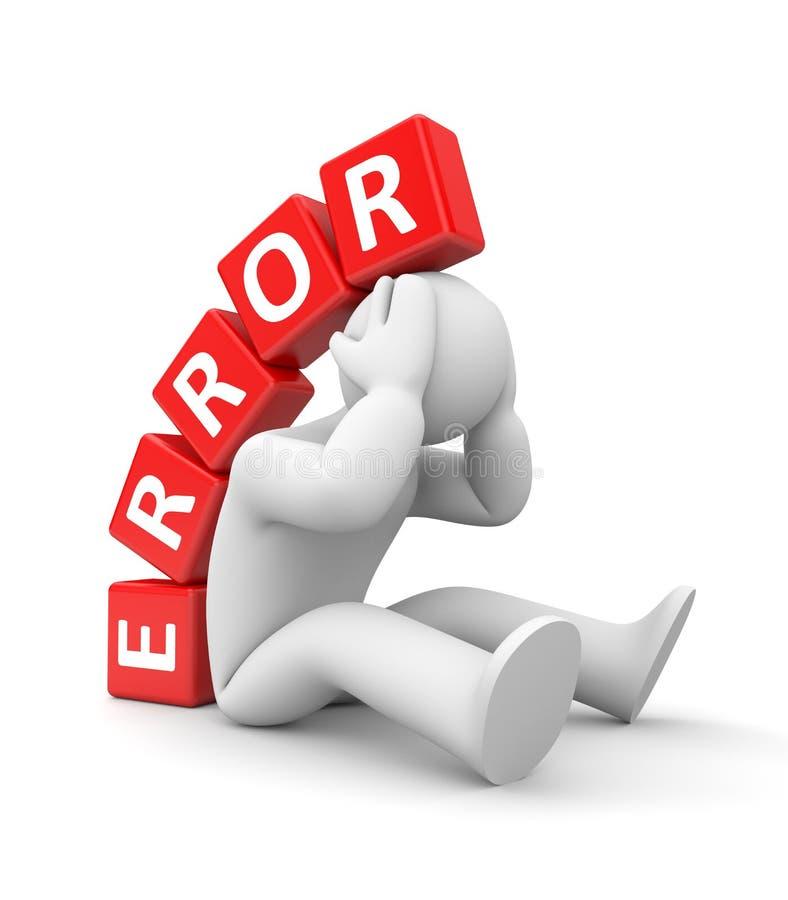 Error vector illustration