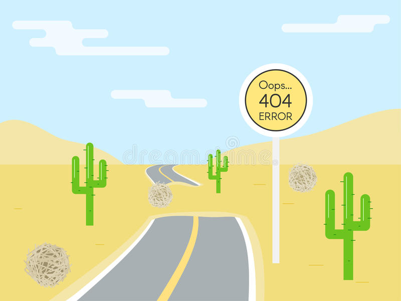 404 error page template for website stock images