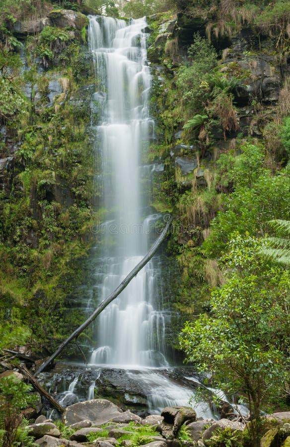 Erskine Falls imagem de stock