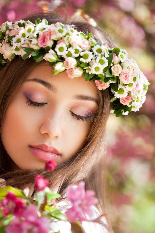 Erstaunliche Frühlingsschönheit stockfotos